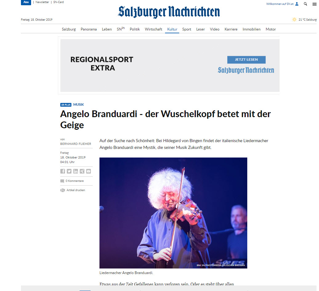 salzburger nachrichten branduardi