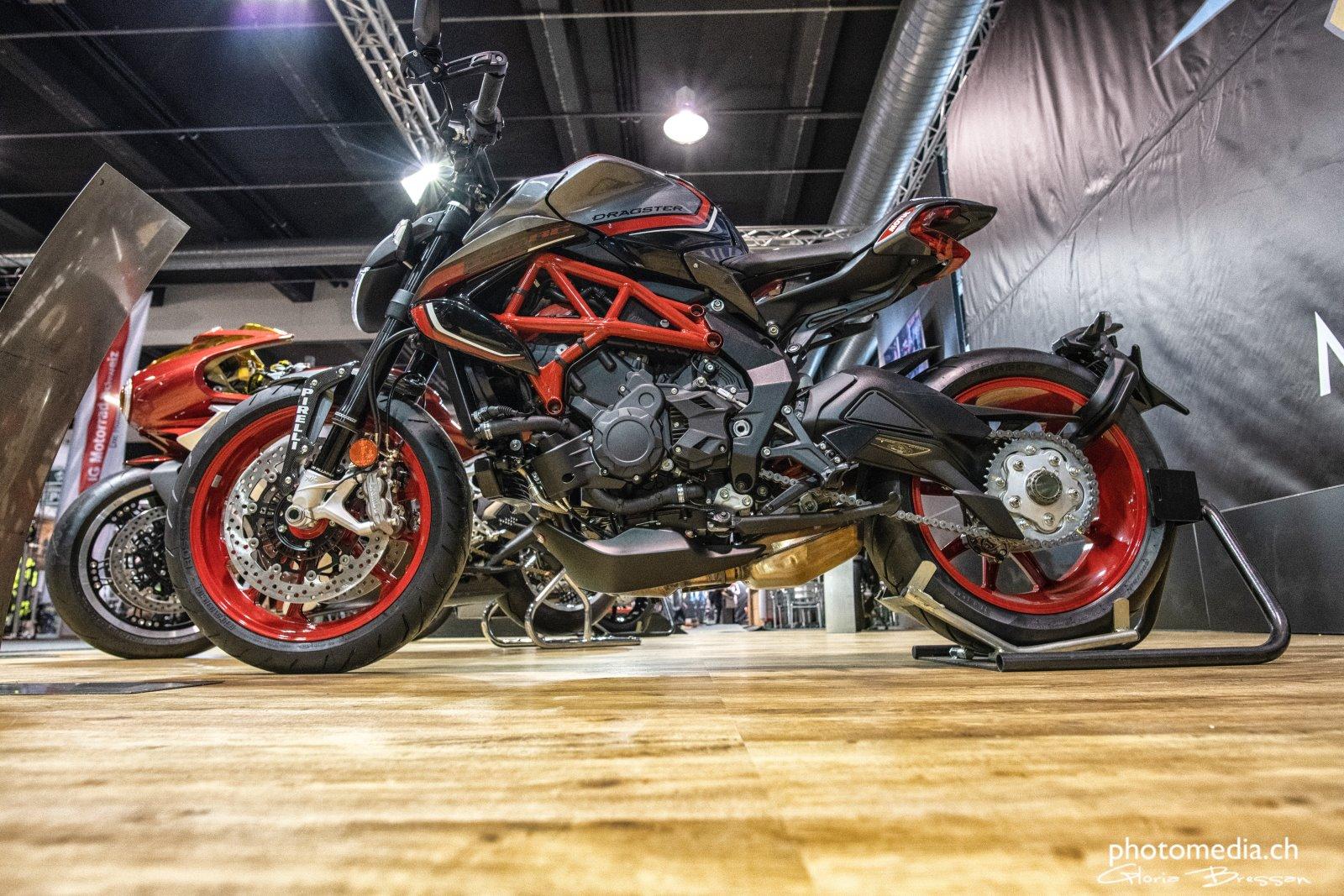 swiss moto-motor show-moto zurigo-ducati-mv agusta-ducati superleggera